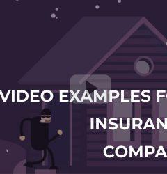 insurance animated videos